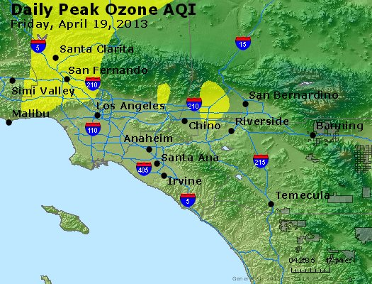 Peak Ozone (8-hour) - http://files.airnowtech.org/airnow/2013/20130419/peak_o3_losangeles_ca.jpg