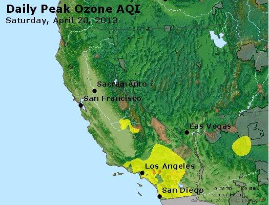Peak Ozone (8-hour) - http://files.airnowtech.org/airnow/2013/20130420/peak_o3_ca_nv.jpg