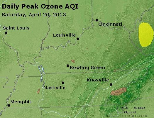 Peak Ozone (8-hour) - http://files.airnowtech.org/airnow/2013/20130420/peak_o3_ky_tn.jpg