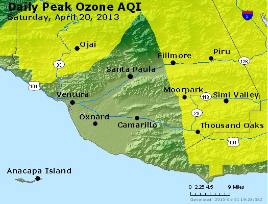 Peak Ozone (8-hour) - http://files.airnowtech.org/airnow/2013/20130420/peak_o3_ventura.jpg