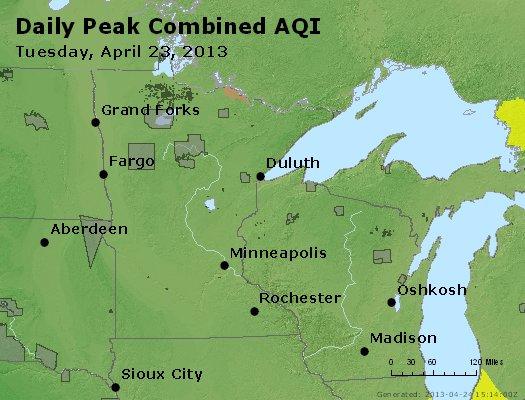 Peak AQI - http://files.airnowtech.org/airnow/2013/20130423/peak_aqi_mn_wi.jpg
