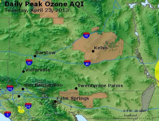 Peak Ozone (8-hour) - http://files.airnowtech.org/airnow/2013/20130423/peak_o3_sanbernardino_ca.jpg
