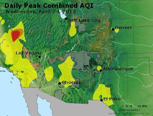 Peak AQI - http://files.airnowtech.org/airnow/2013/20130424/peak_aqi_co_ut_az_nm.jpg