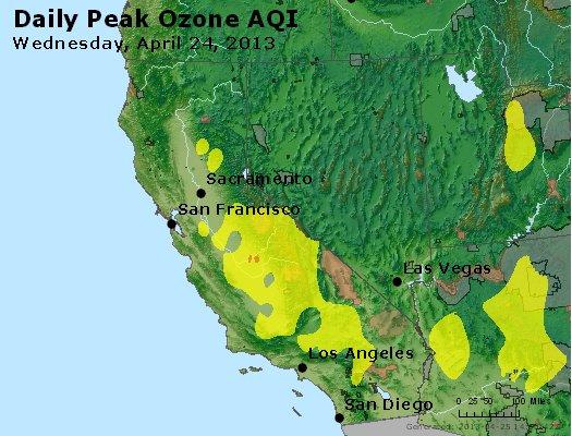 Peak Ozone (8-hour) - http://files.airnowtech.org/airnow/2013/20130424/peak_o3_ca_nv.jpg