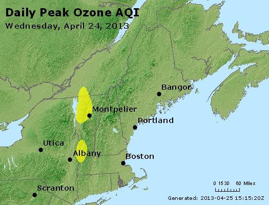 Peak Ozone (8-hour) - http://files.airnowtech.org/airnow/2013/20130424/peak_o3_vt_nh_ma_ct_ri_me.jpg