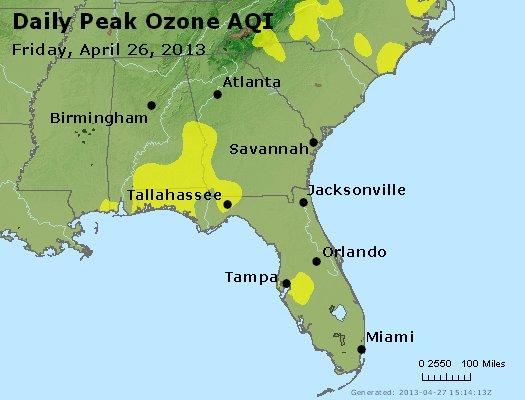 Peak Ozone (8-hour) - http://files.airnowtech.org/airnow/2013/20130426/peak_o3_al_ga_fl.jpg