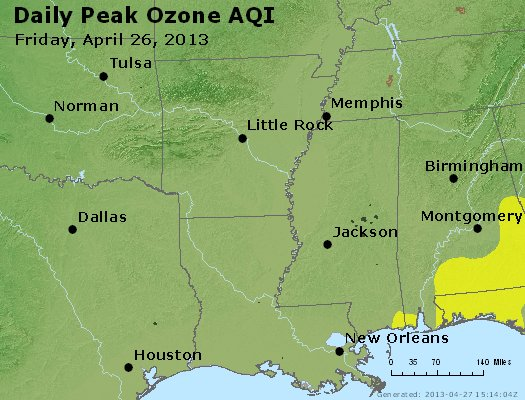 Peak Ozone (8-hour) - http://files.airnowtech.org/airnow/2013/20130426/peak_o3_ar_la_ms.jpg