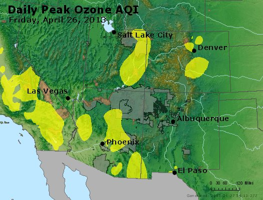 Peak Ozone (8-hour) - http://files.airnowtech.org/airnow/2013/20130426/peak_o3_co_ut_az_nm.jpg