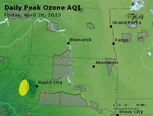 Peak Ozone (8-hour) - http://files.airnowtech.org/airnow/2013/20130426/peak_o3_nd_sd.jpg