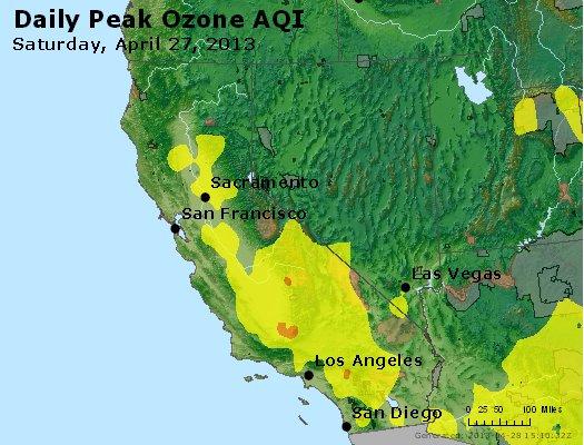 Peak Ozone (8-hour) - http://files.airnowtech.org/airnow/2013/20130427/peak_o3_ca_nv.jpg