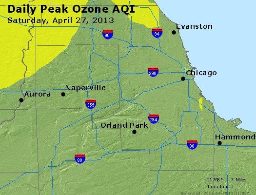 Peak Ozone (8-hour) - http://files.airnowtech.org/airnow/2013/20130427/peak_o3_chicago_il.jpg