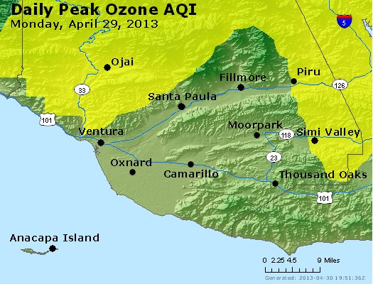 Peak Ozone (8-hour) - http://files.airnowtech.org/airnow/2013/20130429/peak_o3_ventura.jpg