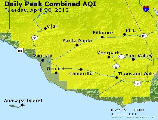 Peak AQI - http://files.airnowtech.org/airnow/2013/20130430/peak_aqi_ventura.jpg