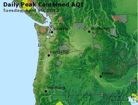 Peak AQI - http://files.airnowtech.org/airnow/2013/20130430/peak_aqi_wa_or.jpg