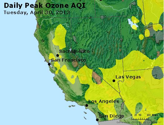 Peak Ozone (8-hour) - http://files.airnowtech.org/airnow/2013/20130430/peak_o3_ca_nv.jpg