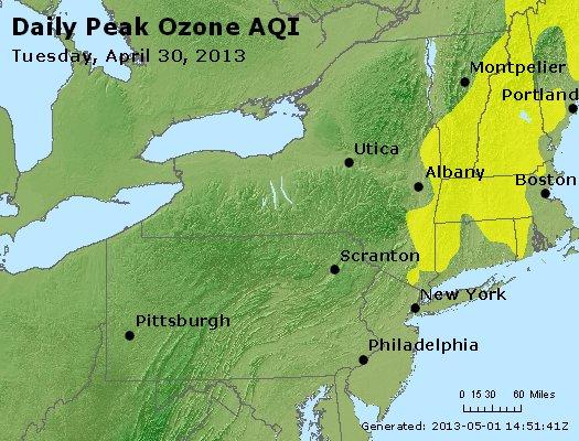 Peak Ozone (8-hour) - http://files.airnowtech.org/airnow/2013/20130430/peak_o3_ny_pa_nj.jpg