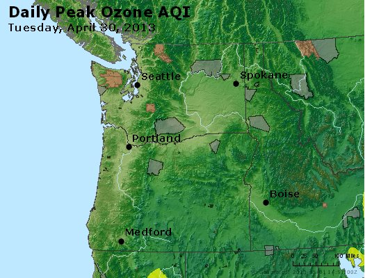 Peak Ozone (8-hour) - http://files.airnowtech.org/airnow/2013/20130430/peak_o3_wa_or.jpg