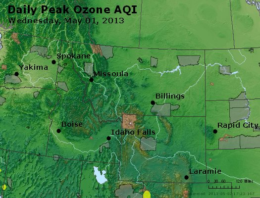 Peak Ozone (8-hour) - http://files.airnowtech.org/airnow/2013/20130501/peak_o3_mt_id_wy.jpg