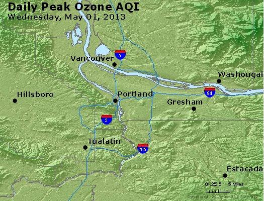 Peak Ozone (8-hour) - http://files.airnowtech.org/airnow/2013/20130501/peak_o3_portland_or.jpg