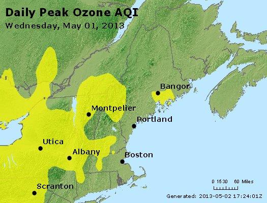 Peak Ozone (8-hour) - http://files.airnowtech.org/airnow/2013/20130501/peak_o3_vt_nh_ma_ct_ri_me.jpg
