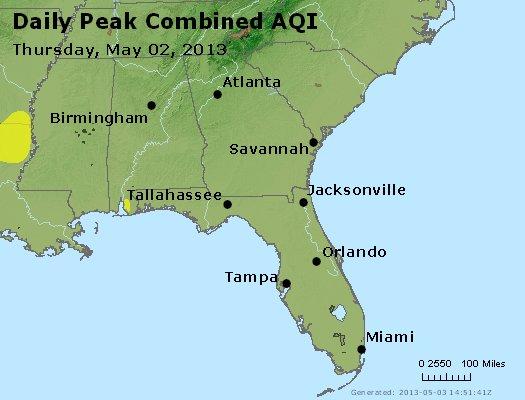 Peak AQI - http://files.airnowtech.org/airnow/2013/20130502/peak_aqi_al_ga_fl.jpg