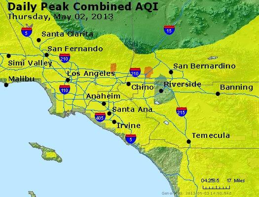 Peak AQI - http://files.airnowtech.org/airnow/2013/20130502/peak_aqi_losangeles_ca.jpg