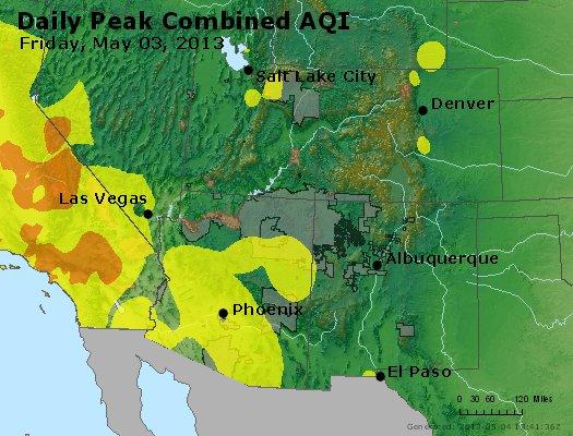 Peak AQI - http://files.airnowtech.org/airnow/2013/20130503/peak_aqi_co_ut_az_nm.jpg