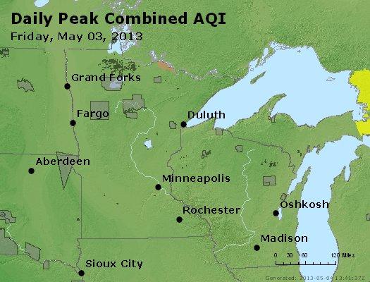 Peak AQI - http://files.airnowtech.org/airnow/2013/20130503/peak_aqi_mn_wi.jpg
