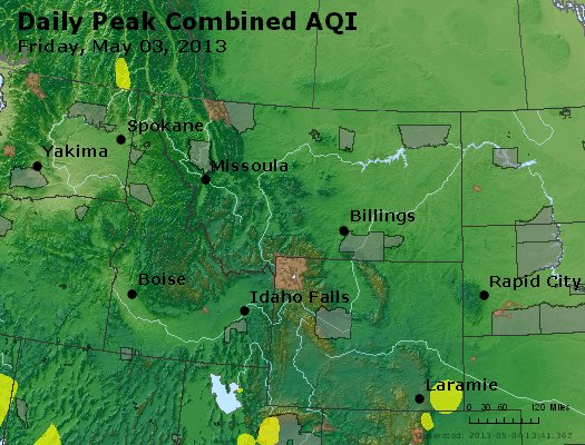 Peak AQI - http://files.airnowtech.org/airnow/2013/20130503/peak_aqi_mt_id_wy.jpg