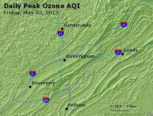 Peak Ozone (8-hour) - http://files.airnowtech.org/airnow/2013/20130503/peak_o3_birmingham_al.jpg