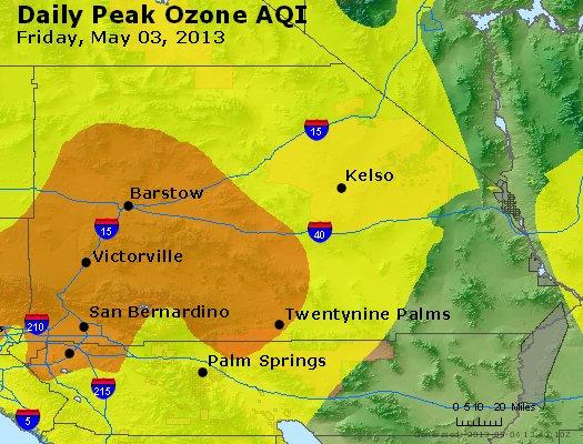 Peak Ozone (8-hour) - http://files.airnowtech.org/airnow/2013/20130503/peak_o3_sanbernardino_ca.jpg