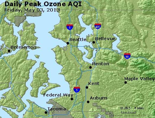 Peak Ozone (8-hour) - http://files.airnowtech.org/airnow/2013/20130503/peak_o3_seattle_wa.jpg