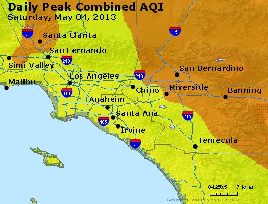 Peak AQI - http://files.airnowtech.org/airnow/2013/20130504/peak_aqi_losangeles_ca.jpg