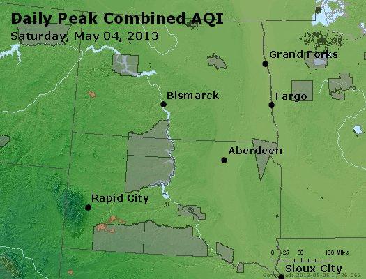 Peak AQI - http://files.airnowtech.org/airnow/2013/20130504/peak_aqi_nd_sd.jpg
