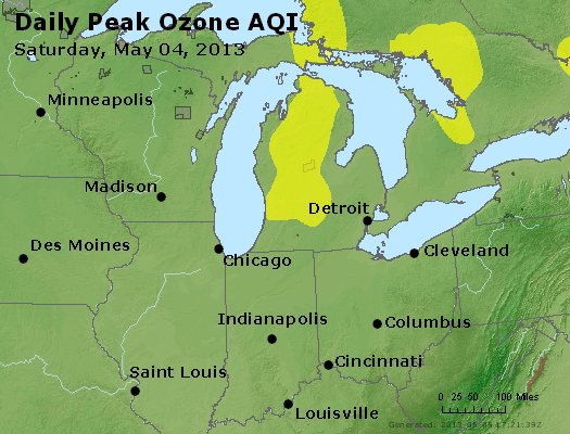 Peak Ozone (8-hour) - http://files.airnowtech.org/airnow/2013/20130504/peak_o3_mi_in_oh.jpg