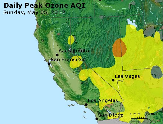 Peak Ozone (8-hour) - http://files.airnowtech.org/airnow/2013/20130505/peak_o3_ca_nv.jpg
