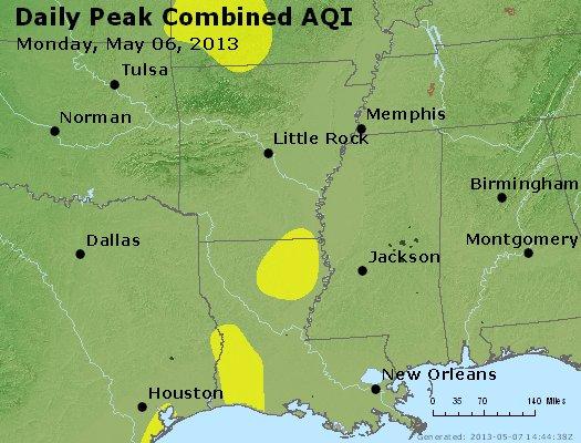 Peak AQI - http://files.airnowtech.org/airnow/2013/20130506/peak_aqi_ar_la_ms.jpg