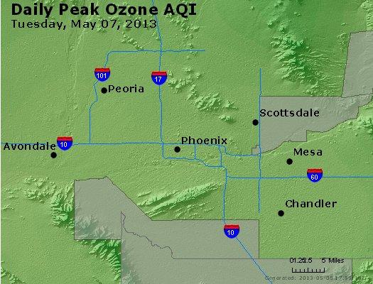 Peak Ozone (8-hour) - http://files.airnowtech.org/airnow/2013/20130507/peak_o3_phoenix_az.jpg