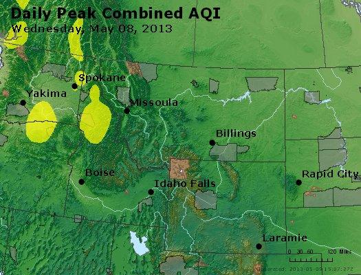Peak AQI - http://files.airnowtech.org/airnow/2013/20130508/peak_aqi_mt_id_wy.jpg