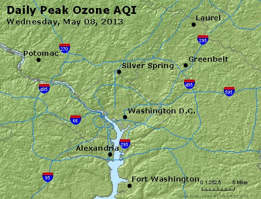 Peak Ozone (8-hour) - http://files.airnowtech.org/airnow/2013/20130508/peak_o3_washington_dc.jpg