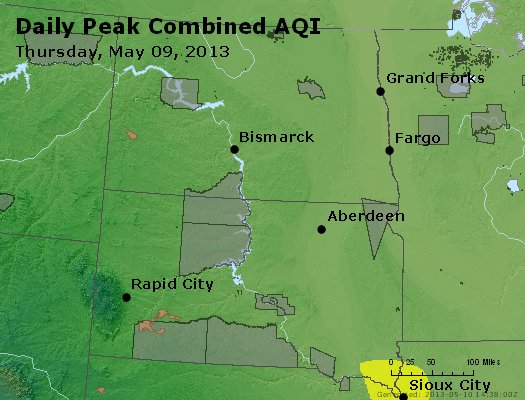 Peak AQI - http://files.airnowtech.org/airnow/2013/20130509/peak_aqi_nd_sd.jpg