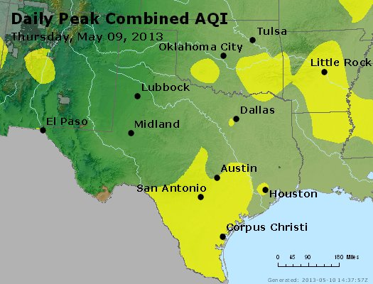Peak AQI - http://files.airnowtech.org/airnow/2013/20130509/peak_aqi_tx_ok.jpg