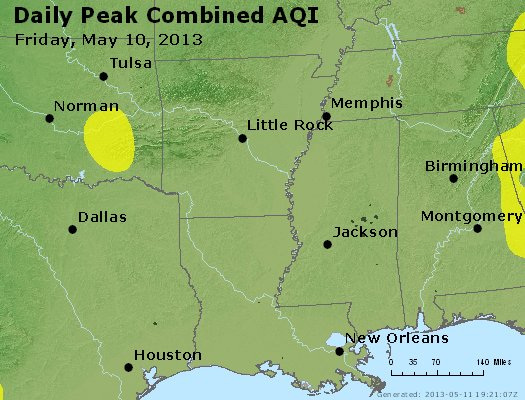Peak AQI - http://files.airnowtech.org/airnow/2013/20130510/peak_aqi_ar_la_ms.jpg