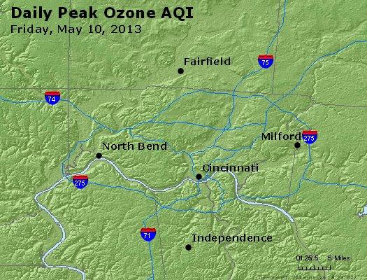 Peak Ozone (8-hour) - http://files.airnowtech.org/airnow/2013/20130510/peak_o3_cincinnati_oh.jpg