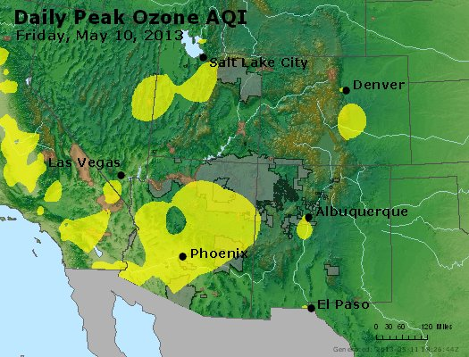 Peak Ozone (8-hour) - http://files.airnowtech.org/airnow/2013/20130510/peak_o3_co_ut_az_nm.jpg