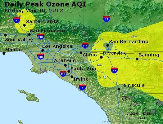 Peak Ozone (8-hour) - http://files.airnowtech.org/airnow/2013/20130510/peak_o3_losangeles_ca.jpg