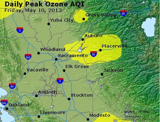Peak Ozone (8-hour) - http://files.airnowtech.org/airnow/2013/20130510/peak_o3_sacramento_ca.jpg