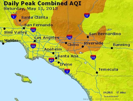 Peak AQI - http://files.airnowtech.org/airnow/2013/20130511/peak_aqi_losangeles_ca.jpg