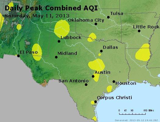 Peak AQI - http://files.airnowtech.org/airnow/2013/20130511/peak_aqi_tx_ok.jpg