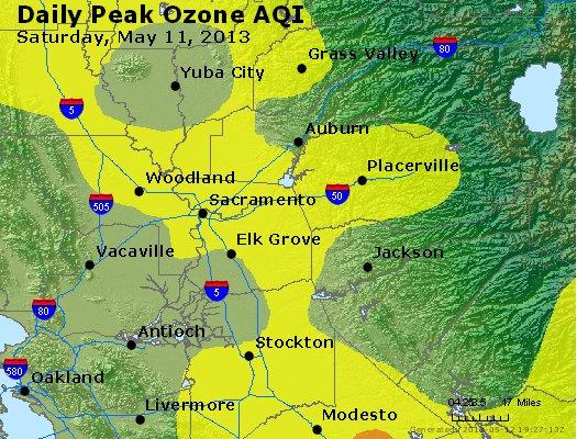 Peak Ozone (8-hour) - http://files.airnowtech.org/airnow/2013/20130511/peak_o3_sacramento_ca.jpg